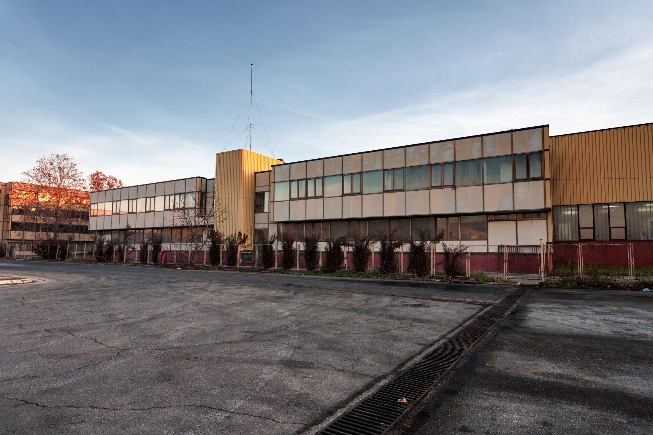 Zgrada Prijemnog Servisa