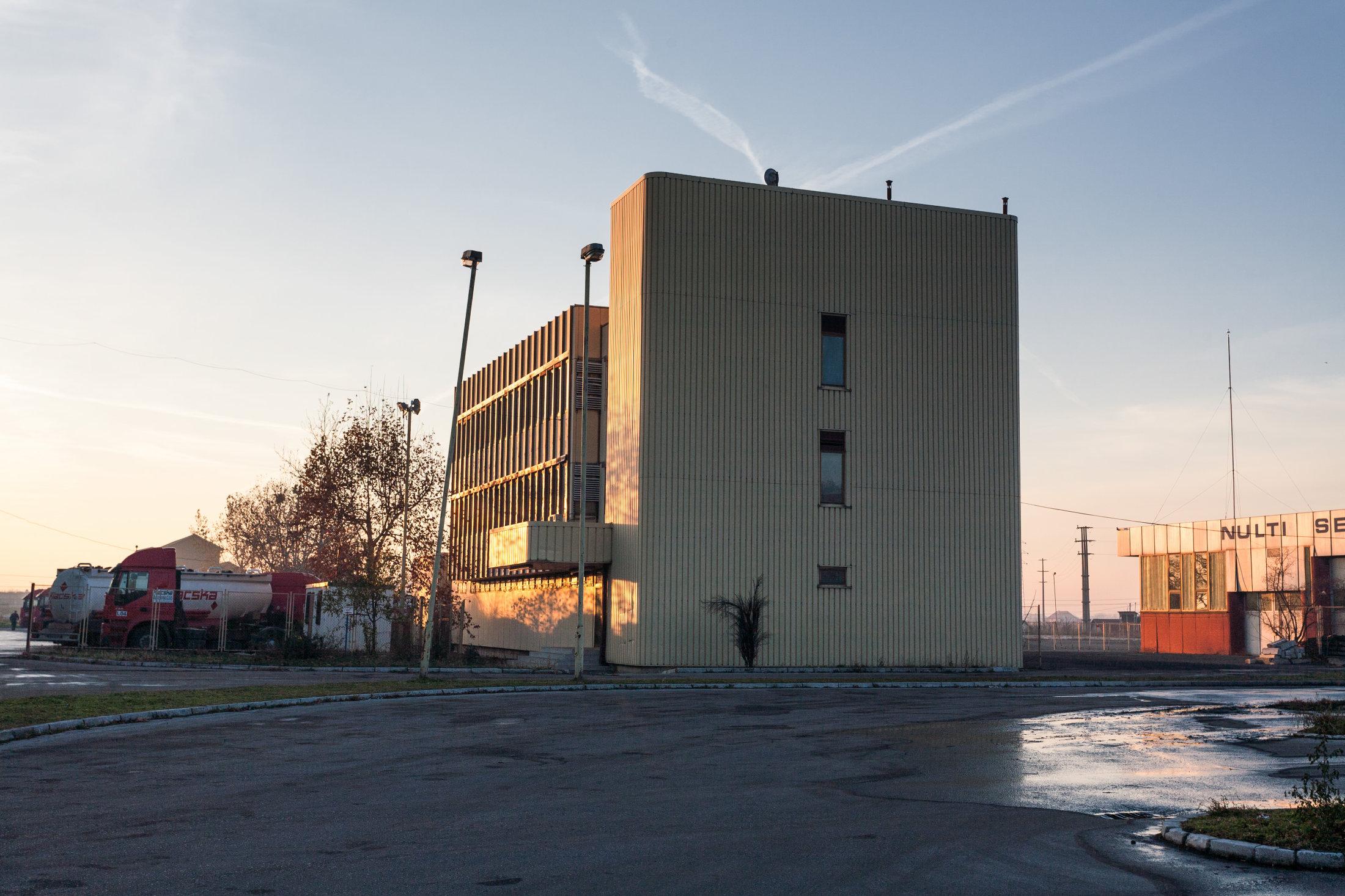 Zgrada Racunskog Centra